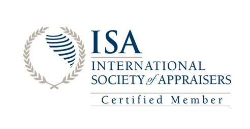 International Society of Appraisers Certified Member