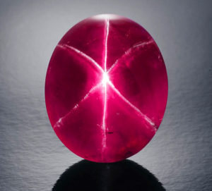 DeLong Star Ruby